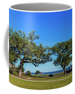 Gulf Coast Lighthouse Seascape Biloxi Ms 3663b Coffee Mug