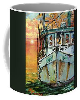Gulf Coast Shrimper Coffee Mug