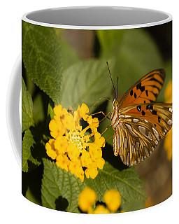 Gulf Fritillary Coffee Mug