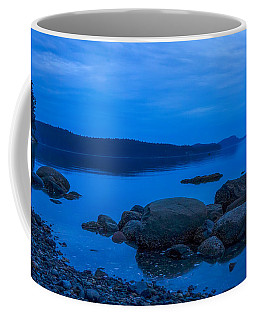 Gulf Island Blues Coffee Mug