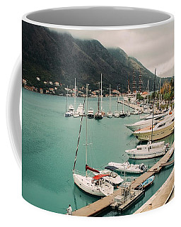 Gulf Of Kotor Coffee Mug
