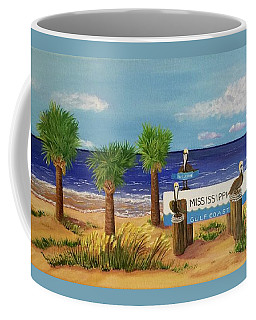 Gulf Shore Welcome Coffee Mug