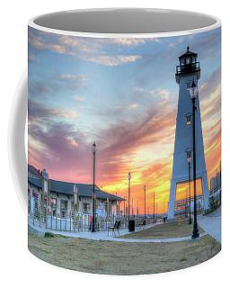 Gulfport Lighthouse Coffee Mug