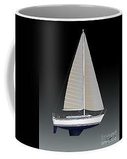Gulfstar Sailboat Coffee Mug
