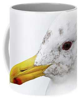 Gull Portrait Coffee Mug