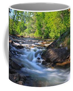 Gull River Falls - Gunflint Trail Minnesota Coffee Mug
