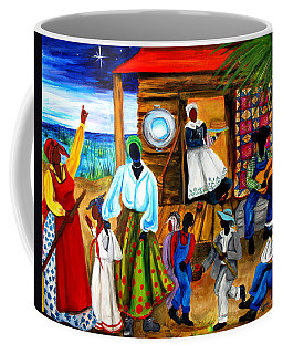 Gullah Christmas Coffee Mug