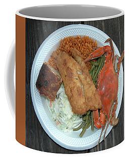 Gullah Plate Coffee Mug