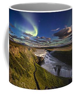 Gullfoss Iceland Coffee Mug