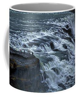 Gullfoss Waterfall #6 - Iceland Coffee Mug