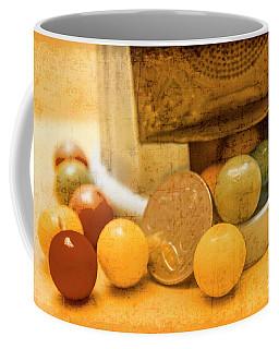 Gumballs Dispenser Antiques Coffee Mug
