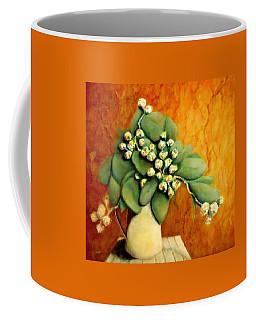 Gumnuts Still Life Coffee Mug