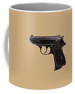 Gun - Pistol - Walther Ppk Coffee Mug