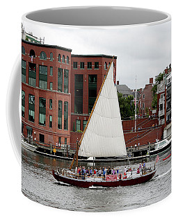 Gundalow Coffee Mug