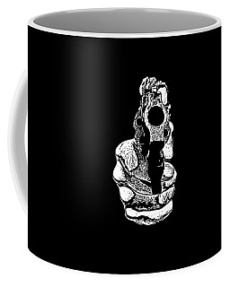 Gunman T-shirt Coffee Mug