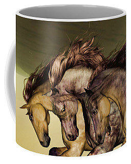 Gunmetal Coffee Mug