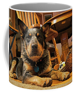 Gunner The Blue Heeler Coffee Mug