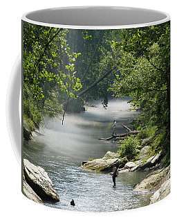 Gunpowder Falls  Coffee Mug