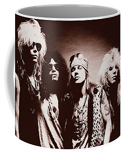 Guns N' Roses - Band Portrait 02 Coffee Mug