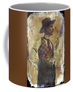 Gunslinger IIi Doc Holliday In Fine Attire Coffee Mug