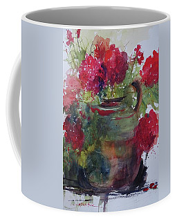 Gurko Geraniums Coffee Mug