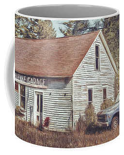 Gus Klenke Garage Coffee Mug