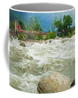 Gushing Waters Coffee Mug