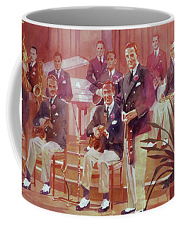 Guy Lombardo The Royal Canadians Coffee Mug