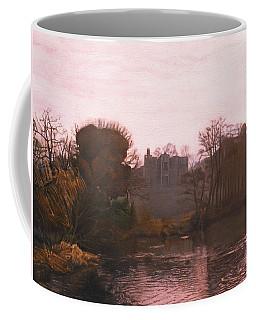 Guys Cliffe House Warwick England Coffee Mug
