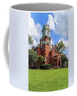 Gwinnett County Historic Courthouse Coffee Mug