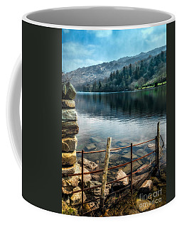 Gwynant Lake Coffee Mug