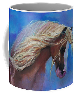 Gypsy In The Wind Coffee Mug by Karen Kennedy Chatham