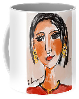Gypsy Lady Coffee Mug