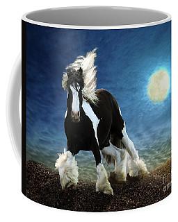 Gypsy Moon Coffee Mug by Melinda Hughes-Berland