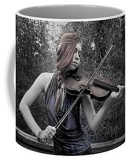 Gypsy Player II Coffee Mug