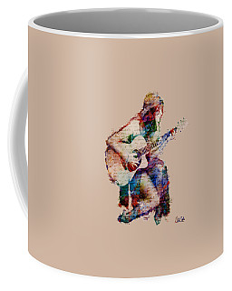 Gypsy Serenade Coffee Mug by Nikki Smith