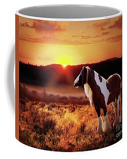Gypsy Sunset Coffee Mug by Melinda Hughes-Berland