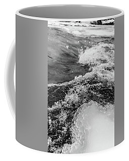 Coffee Mug featuring the photograph H2O by Alex Lapidus