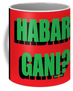 Habari Gani Coffee Mug