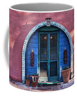 Hacienda Door  Coffee Mug