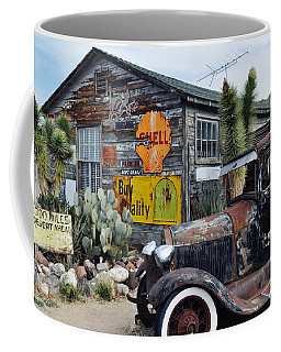 Hackberry Route 66 Auto Coffee Mug