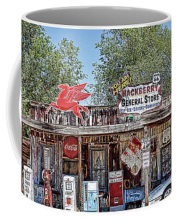 Hackberry General Store On Route 66, Arizona Coffee Mug