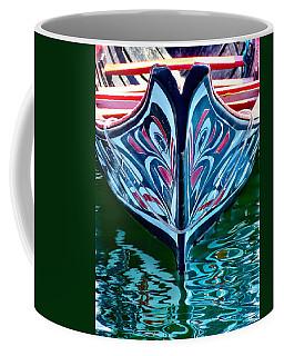 Haida Canoe Coffee Mug