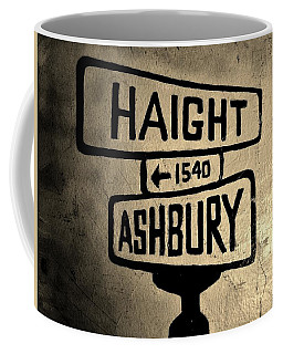 Haight Ashbury Coffee Mug