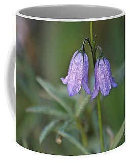 Hairbells After The Rain Coffee Mug