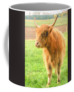 Hairy Coos Coffee Mug