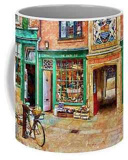 Hairy Fig Cafe Coffee Mug