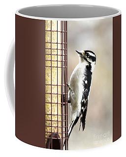 Hairy Woodpecker Coffee Mug
