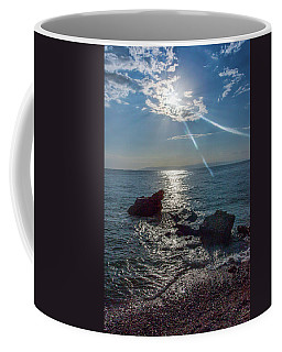 Haitian Beach In The Late Afternoon Coffee Mug