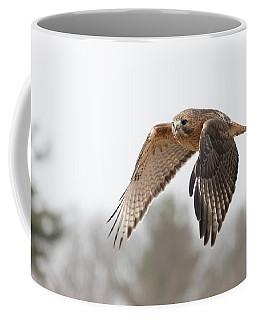Hal Takes Flight Coffee Mug
